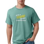 Inmate of The Month Daddy Women's Fitted T-Shirt (