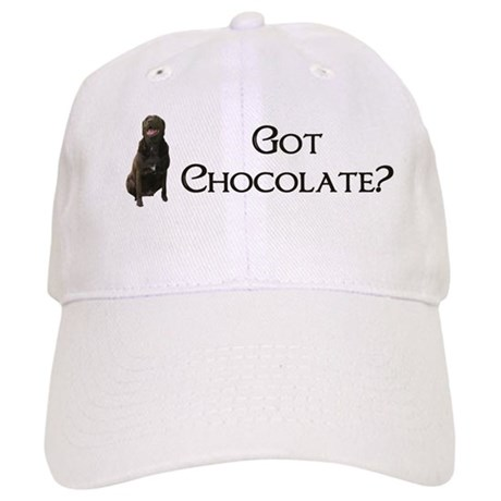 got chocolate? Cap