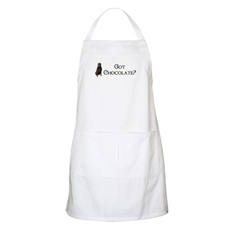got chocolate? Apron