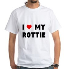 I LOVE MY ROTTIE Shirt