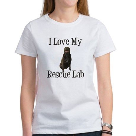 Rescue Lab Women's T-Shirt