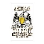 """""""Tea Party: God, Guns, Guts"""" Sticker"""