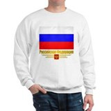 Russian Federation (Flag 10)2.png Sweatshirt