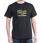 Darcy is Mine Organic Women's Fitted T-Shirt (dark