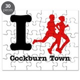I Run Cockburn Town Puzzle