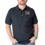 design Women's Plus Size V-Neck Dark T-Shirt