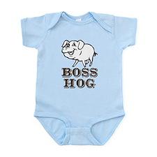 Boss Hog Infant Bodysuit