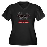 Krav Maga Israeli Self Defence Women's Plus Size V
