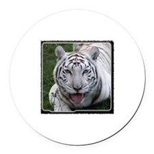 White Tiger 2 Magnet