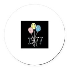1977 balloons 30th Magnet
