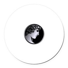 Antinous Medallion Magnet