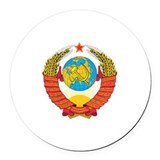 Soviet Coat of Arms Magnet