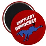 Kentucky Democrat Political Magnet