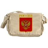 Russian Federation COA Messenger Bag