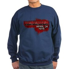 Armenian Genocide. April 24, 1915 Sweatshirt