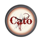 Jewelry Cato Wall Clock