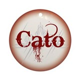 Jewelry Cato Ornament (Round)