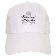 Dead men tell no tales Baseball Cap