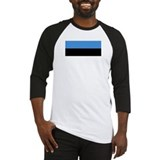 Estonia flag Baseball Jersey