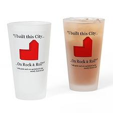 Catan Drinking Glass