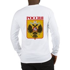 Russian Empire COA Long Sleeve T-Shirt