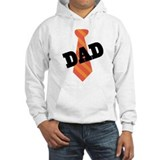 Dad Father's Day Necktie Jumper Hoody