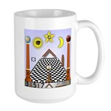 Masonic Lodge Mug