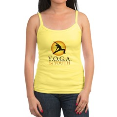 Y.O.G.A. for Youth Jr. Spaghetti Tank