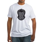 TJ PD Counter Terrorist Fitted T-Shirt