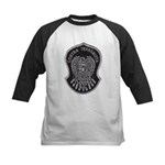 TJ PD Counter Terrorist Kids Baseball Jersey