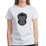 TJ PD Counter Terrorist Women's T-Shirt