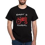 Zevran Organic Women's Fitted T-Shirt (dark)