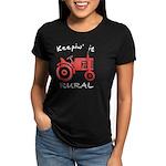 Zevran Women's Long Sleeve Dark T-Shirt
