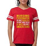 Alistair Women's Fitted T-Shirt (dark)