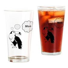 Moocan-Sam Toucan Drinking Glass
