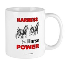 Horse Power - Red Mug