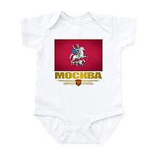 Moscow Flag Infant Bodysuit