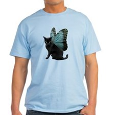 Butterfly Cat T-Shirt