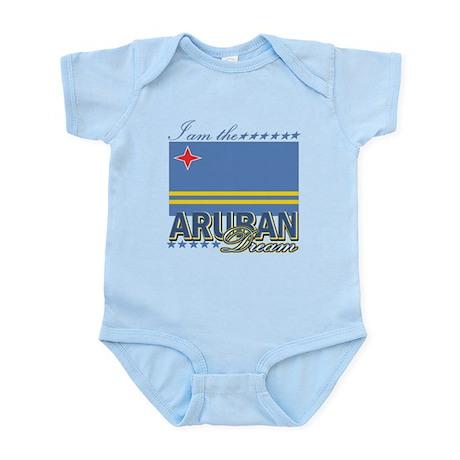 I am the Aruban Dream Infant Bodysuit