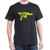 Han Shot First Gun T-Shirt