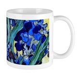 Van Gogh - Irises 1890  Tasse