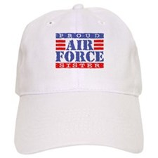 Proud Air Force Sister Baseball Cap