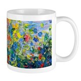 Monet - Flower Beds Coffee Mug