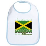 I am the Jamaican Dream Bib
