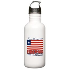 I am the Liberian Dream Water Bottle