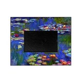 Monet - Water Lilies 1916 Picture Frame