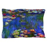 Monet - Water Lilies 1916 Pillow Case