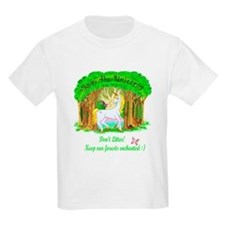 Unique Save trees T-Shirt