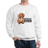 Doxie Dad  Sweatshirt