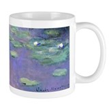 Monet - Nympheas 1907 Small Mugs